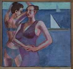 Bathers.13X14